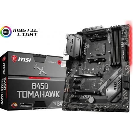 Motherboard MSI B450 Tomahawk A...
