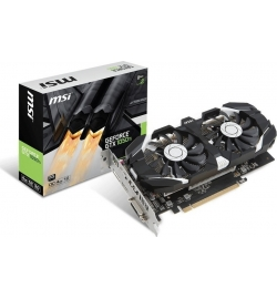 VGA MSI GEFORCE GTX1050TI 4GB OC V809-2277R