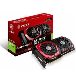 VGA MSI GEFORCE GTX1070 8GB GAMING X V330-001R