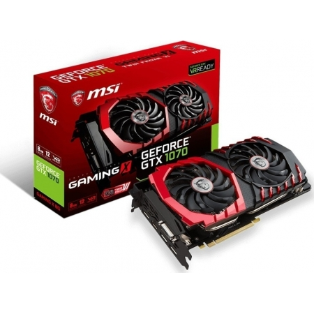 VGA MSI GEFORCE GTX1070 8GB GAM...