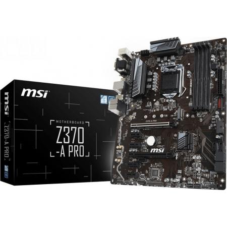 Motherboard MSI Z370-A Pro 1151...