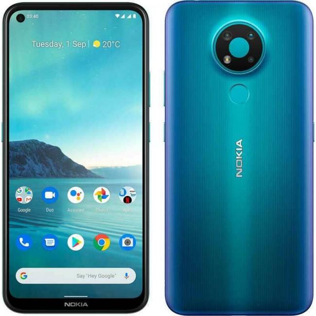 NOKIA 3.4 64GB 3GB DUAL BLUE EU