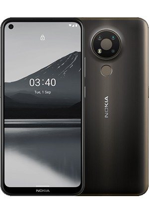 NOKIA 3.4 64GB 3GB DUAL CHARCOAL EU