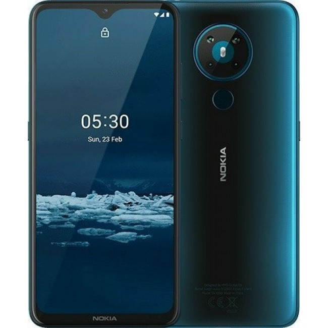 NOKIA 8.3 64GB 6GB DUAL BLUE EU (ΕΚΘΕΣΙΑΚΟ)