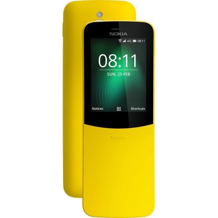 NOKIA 8110 SINGLE YELLOW EU
