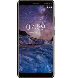 NOKIA 7 PLUS 64GB DUAL BLACK EU