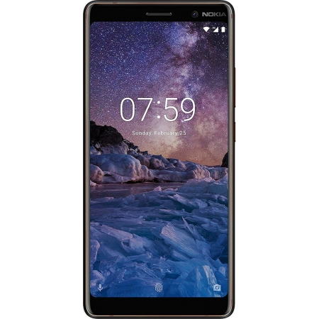 NOKIA 7 PLUS 64GB DUAL BLACK EU