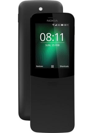 NOKIA 8110 DUAL BLACK EU
