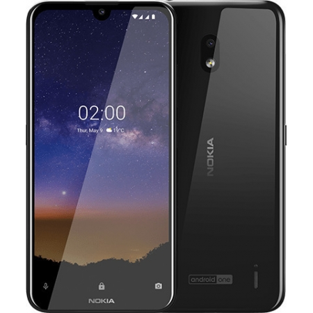NOKIA 3.2 16GB DUAL BLACK EU
