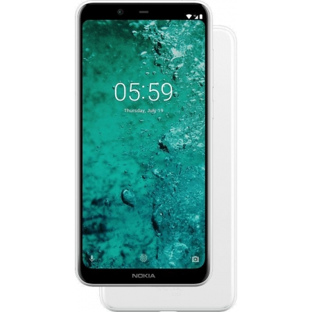 NOKIA 5.1 PLUS 32GB DUAL WHITE ...