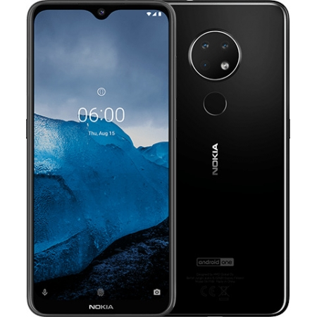 NOKIA 6.2 64GB DUAL BLACK EU