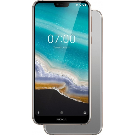 NOKIA 7.1 32GB DUAL GREY EU