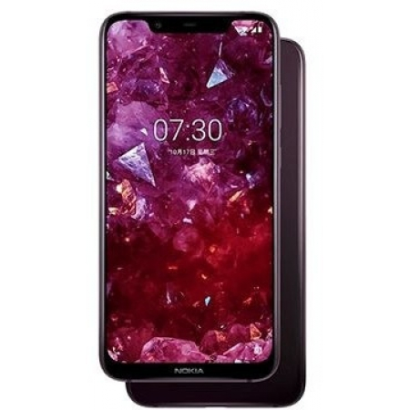 NOKIA 8.1 64GB DUAL IRON PURPLE...
