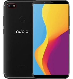 NUBIA V18 64GB 4GB RAM DUAL BLACK