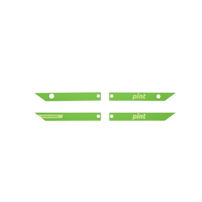 ELECTRIC SKATEBOARD PINT RAIL PROTECTOR LIME OW1-00211-15