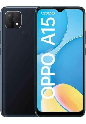 OPPO A15 32GB 3GB DUAL BLACK EU