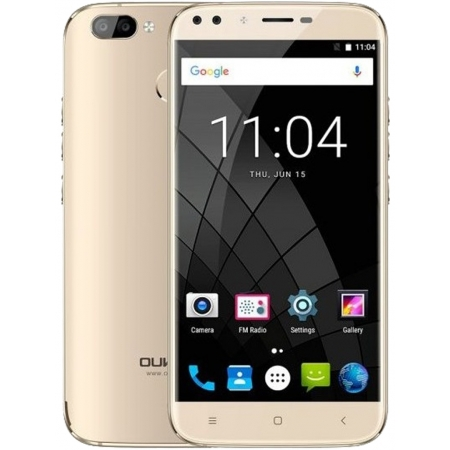 "OUKITEL U22 16GB 5.5"" GOLD..."