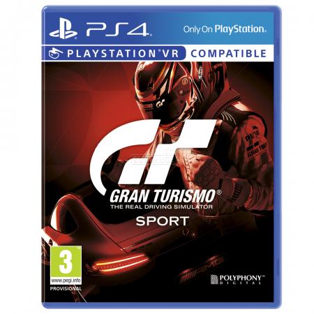 PS4 GRAND TURISMO SPORT