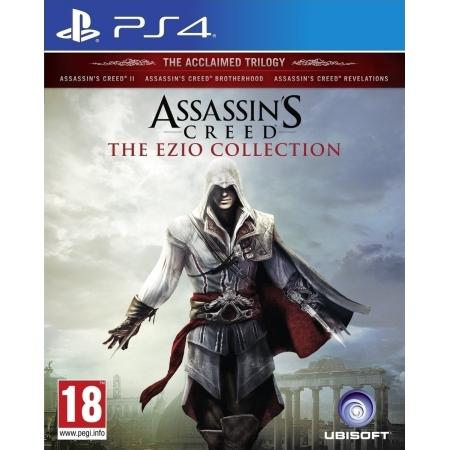 PS4 ASSASSINS CREED EZIO COLLEC...