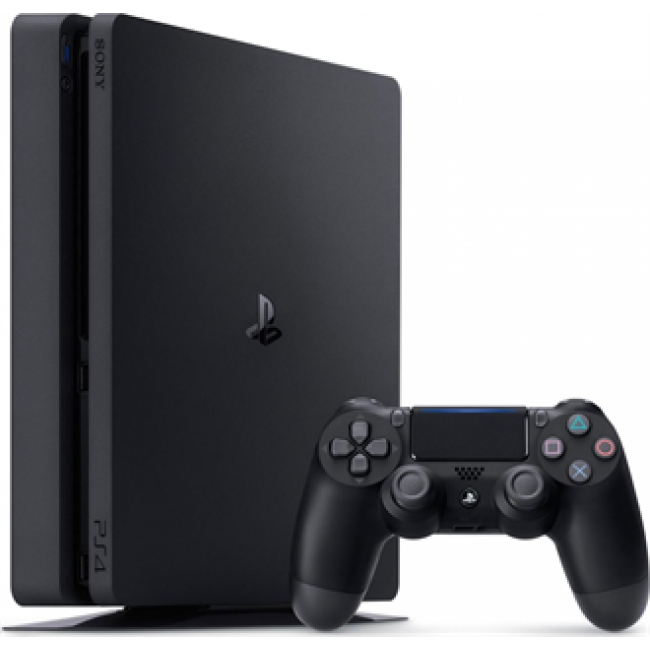 SONY PLAYSTATION 4 (PS4) SLIM 500GB F CHASSIS BLACK (PS719407577)