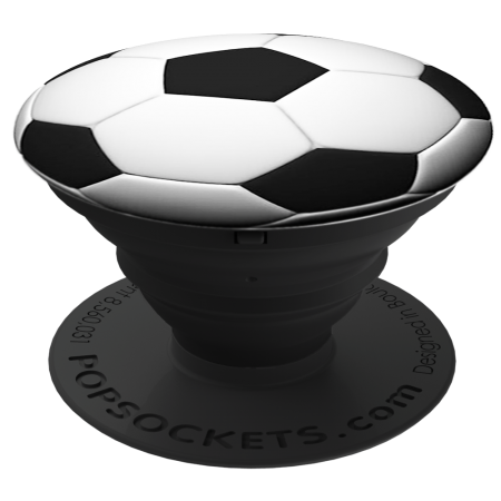 POP SOCKETS SOCCER BALL