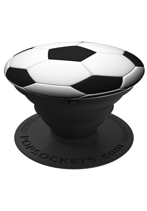 POP SOCKETS SOCCER BALL (101046)