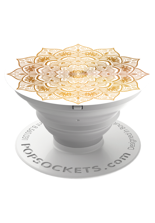 POP SOCKETS GOLDEN SILENCE