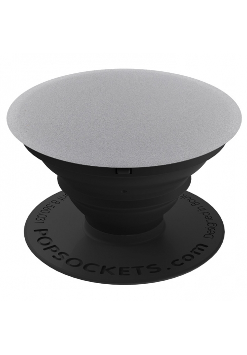 POP SOCKETS SPACE GREY ALUMINUM