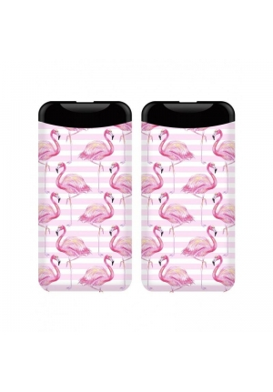 POWER BANK FLAMINGO 6000mAh 2.1A MULTICOLORED (12)