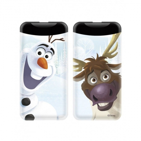 POWER BANK DISNEY OLAF - SVEN 6...