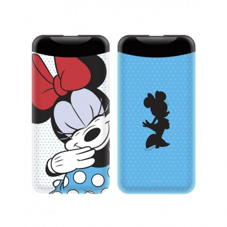 POWER BANK MINNIE 6000mAh 2.1A ...