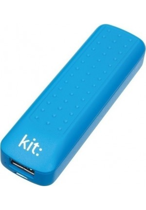 POWER BANK BLUN KIT PWRE2BL 2000mAh BLUE