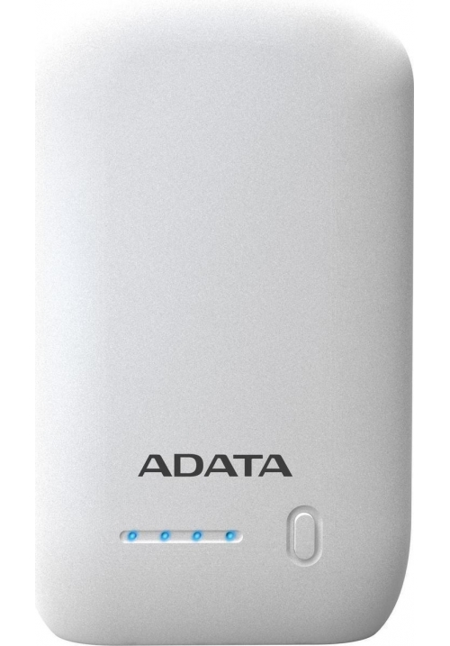POWER BANK ADATA AP10050-DUSB-5V-CWH WHITE