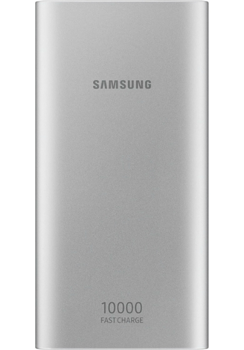 POWER BANK SAMSUNG 10000mAh SILVER MICRO USB (EP-P1100BSEGWW)