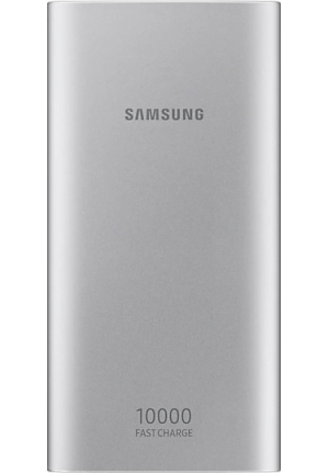 POWER BANK SAMSUNG 10000mAh SILVER TYPE C (EP-P1100CSEGWW)