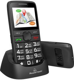 POWERTECH MOBILE PHONE SENTRY GPS DUAL BLACK