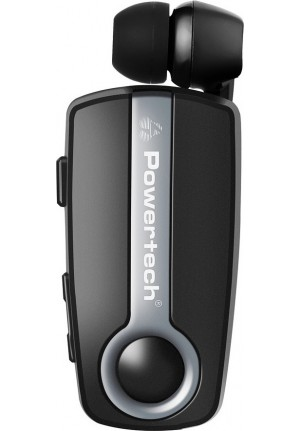 BLUETOOTH POWERTECH PT-733 CLIP-ON SILVER EU