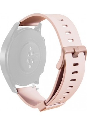 PURO WRISTBAND FOR MULTIBRAND WATCH SILICONE 22mm ROSE UNIWBICON22ROSE