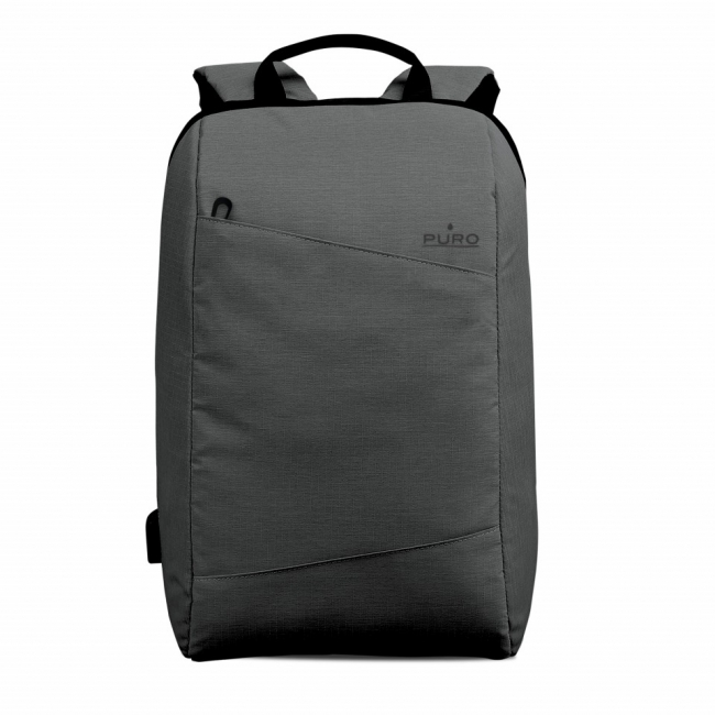 BACKPACK PURO BYDAY GREY BPBYDAY1GREY