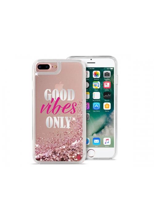 Θηκη για Apple Iphone 6/6S/7/8 Plus Puro Aqua Pink IPC755AQUA1PNK