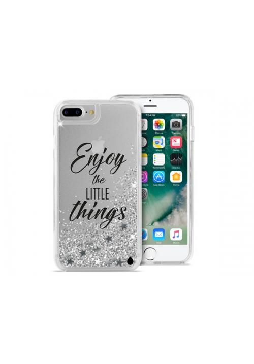 Θηκη για Apple Iphone 6/6S/7/8 Plus Puro Aqua Silver IPC755AQUA4SIL