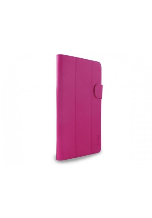 """Θηκη για Tablet Puro Universal  8"""" Pink UNIBOOKEASY8PNK"""