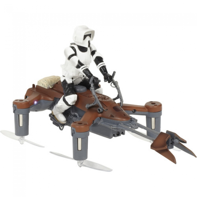 PROPEL STAR WARS 74-Z SPEEDER BIKE BATTLE COLLECTORS EDITION (SW-1983-CX)