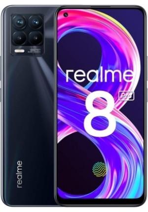 REALME 8 PRO 128GB 8GB DUAL PUNK BLACK EU