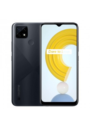REALME C21 32GB 3GB DUAL BLACK EU (6941399037991)