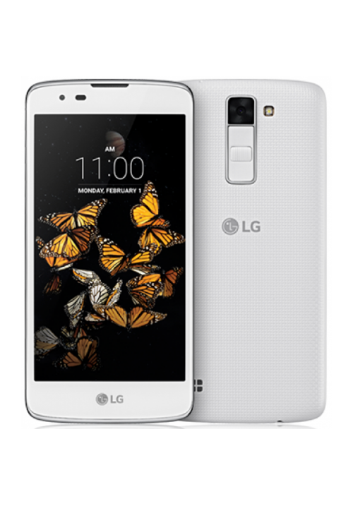 LG K8 K350 4G 8GB WHITE (ΕΚΘΕΣΙΑΚΟ)