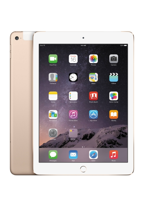 APPLE IPAD AIR 2 16GB 4G GOLD (ΕΚΘΕΣΙΑΚΟ)