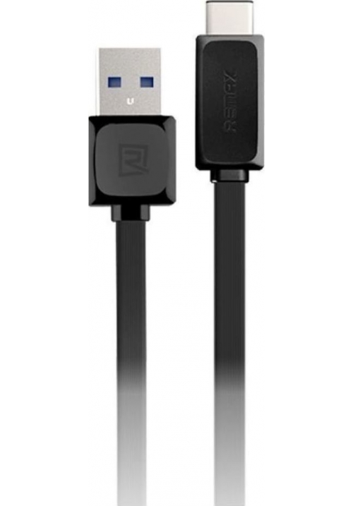 Καλώδιο Φόρτισης Cable Remax Fast Data Type C RT-C1 Black (1m)