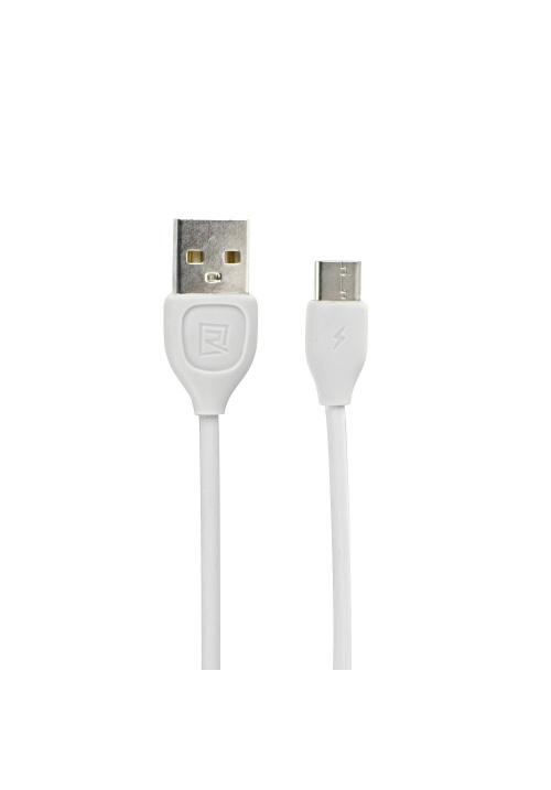 Καλώδιο Φόρτισης Remax Cable Type C RC-050i White