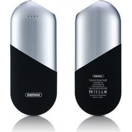 POWER BANK REMAX CAPSULE 5000mA...